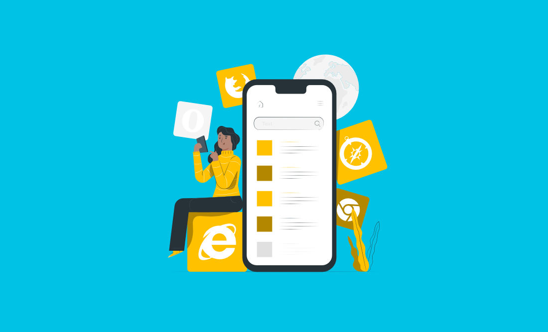 Mobile Browsers Part 2 | User Installable Browsers